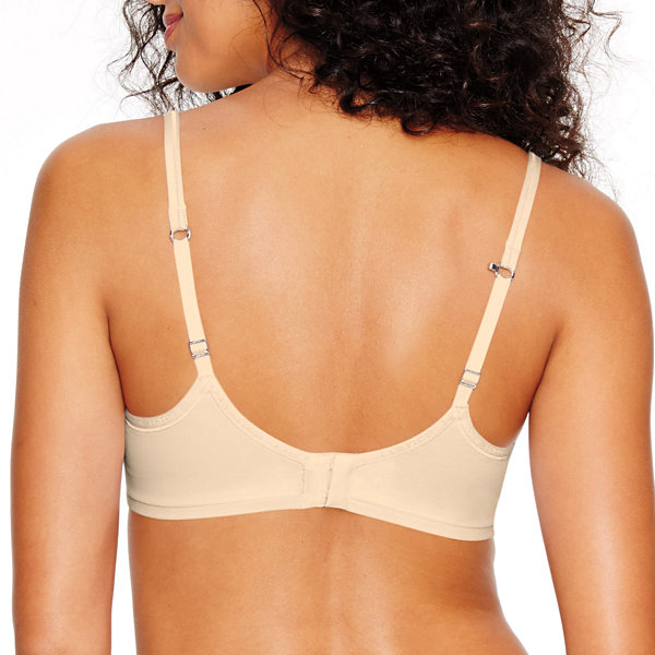 Hanes® Wireless Soft T-Shirt Bra - HU03