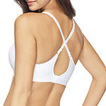 Hanes Smoothtec™ Comfortflex Fit® Wireless Full Coverage Bra-Dhhb99