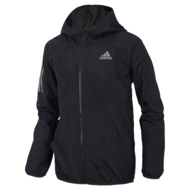 adidas Lightweight Track Jacket-Preschool