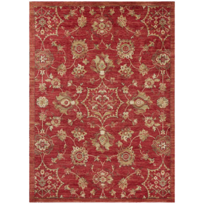 Rizzy Home Millennium Star Collection Jax Power-Loomed Wool Rug