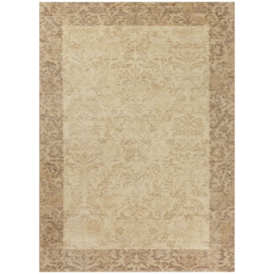 Rizzy Home Millennium Star Collection Nash Power-Loomed Wool Rug