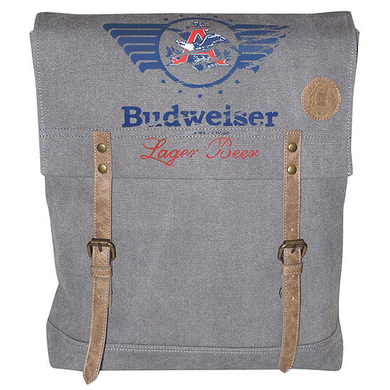 Budweiser® Eagle Wings Collection Messenger Backpack