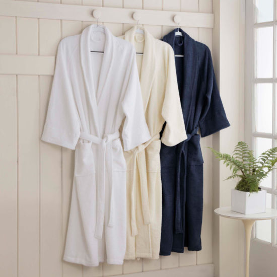 Martex Medium Terry Bath Robe