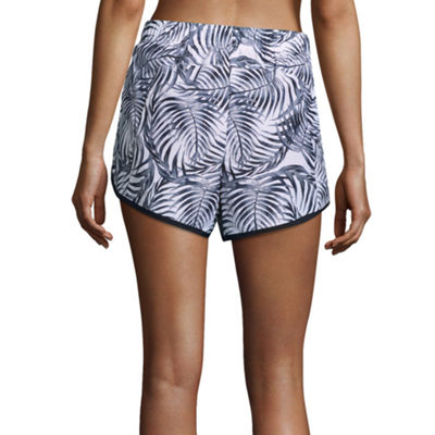 "Xersion Graphic Woven 3 3/4"" Running Shorts"