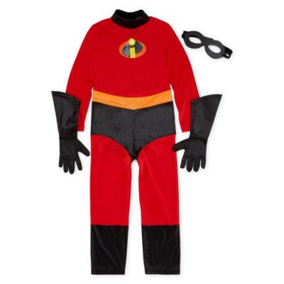 Disney Incredibles 2 Dash Costume-Boys