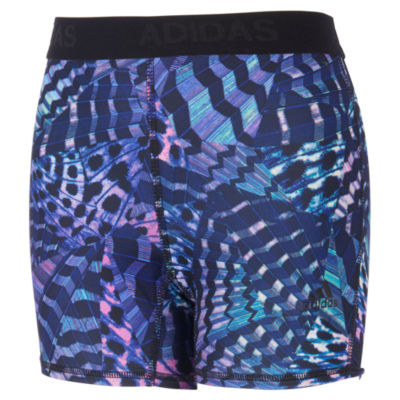 adidas Pull-On Shorts Big Kid Girls