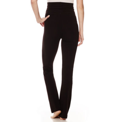 Planet Motherhood Overbelly Yoga Pants-Short