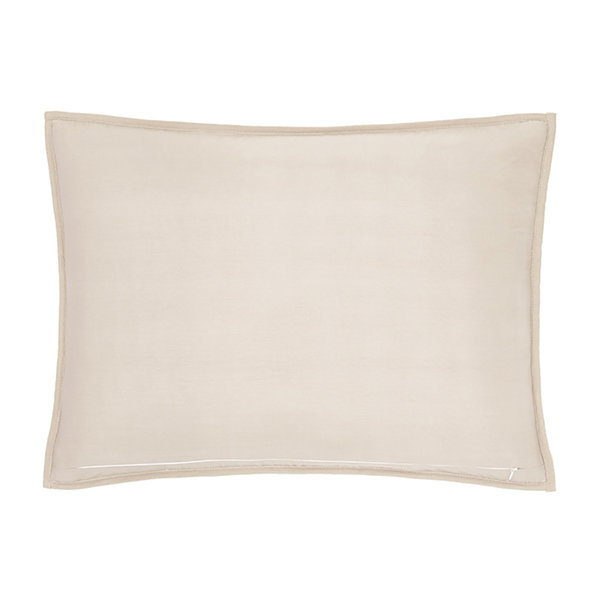 Fieldcrest Rice Stitch Pillow Sham