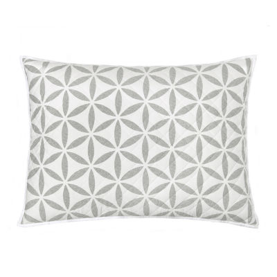 Fieldcrest Geo Reversible Pillow Sham