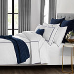 Fieldcrest Luxury Border Stripe 3-pc. Embroidered Comforter Set