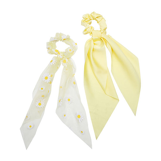 Mixit Floral 2-pc. Hair Ties
