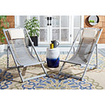 Rendi Relax Chair With Pillow 2-pc. Patio Lounge Chair