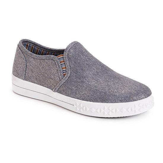 Muk Luks Womens Street Savvy Slip-On Shoe