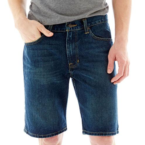 "Arizona Jean Shorts 10"" Inseam"