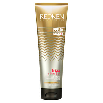 Redken Frizz Dismiss Rebel Tame Leave-In Control Cream - 8.5 oz.