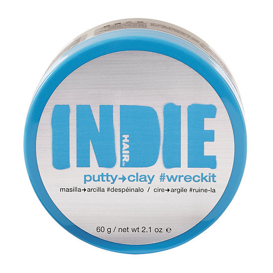 Indie Hair Putty Clay Nowreckit 21 Oz