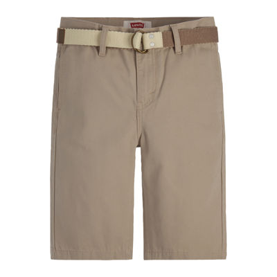 Levi's ® ™ Belted Beachcomber Shorts Boys 8-20