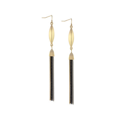 nicole by Nicole Miller® Tassel Earrings