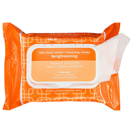 Ole Henriksen The Clean Truth Cleansing Clothsbrightening