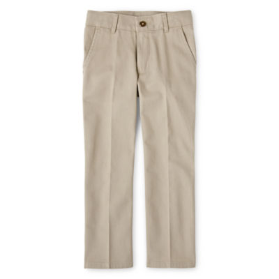 IZOD® Flat-Front Pants  - Preschool Boys 4-7 Regular and Slim