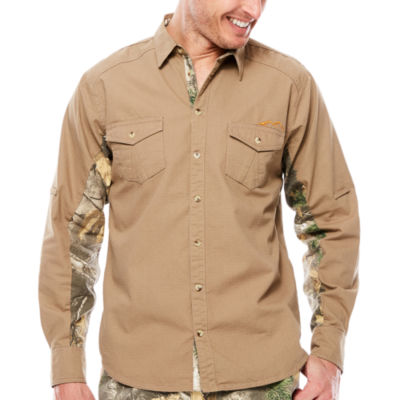 Realtree® Ripstop Long-Sleeve Shirt