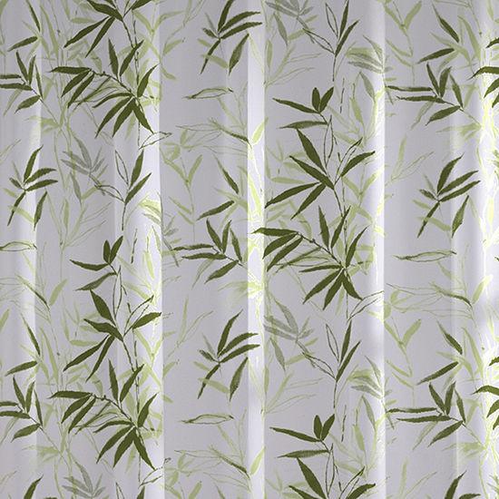 Maytex Zen Garden PEVA Shower Curtain