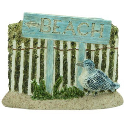 Bacova Beach Cruiser Toothbrush Holder