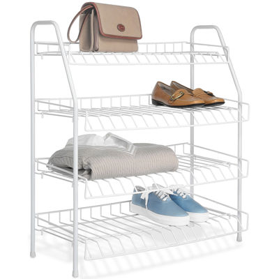 Whitmor 4-Tier Closet Shelves