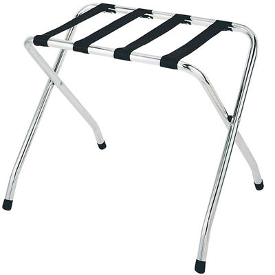 Whitmor Chrome Luggage Rack