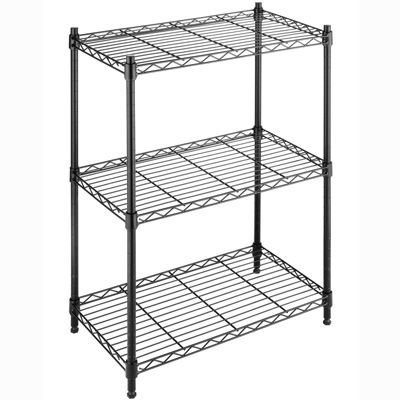 Whitmor Supreme 3-Tier Shelving Unit