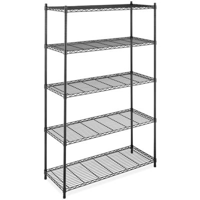 Whitmor Supreme 5-Tier Shelving Unit