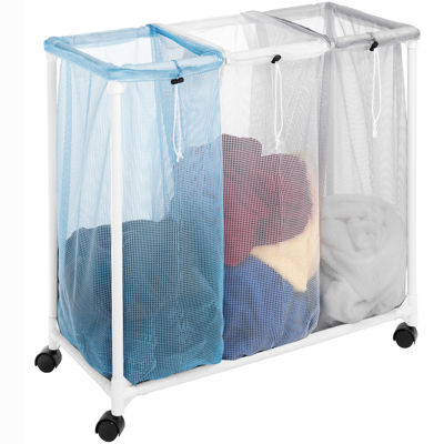 Whitmor Triple Laundry Sorter