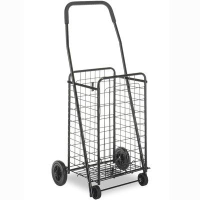 Whitmor Deluxe Rolling Utility Cart