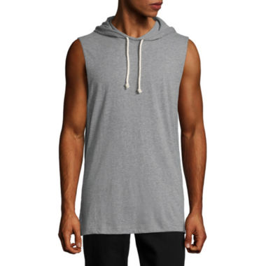Arizona Sleeveless Zip Hoodie