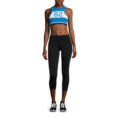 jcpenney.com | Flirtitude Bralette or Flirtitude Performance Crop Pant