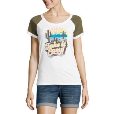 Arizona Short Sleeve Graphic T-Shirt