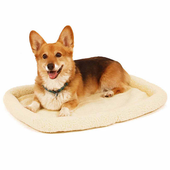 Carlson Machine Washable Pet Bed and Crate Pad