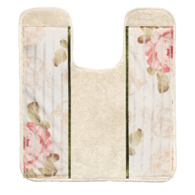 Popular Bath Madeline Bath Rug Collection