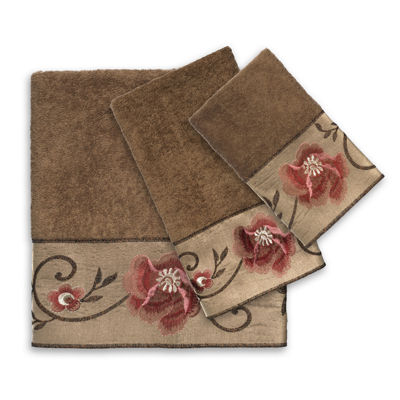 Popular Bath Larrisa 3-pc. Bath Towel Set