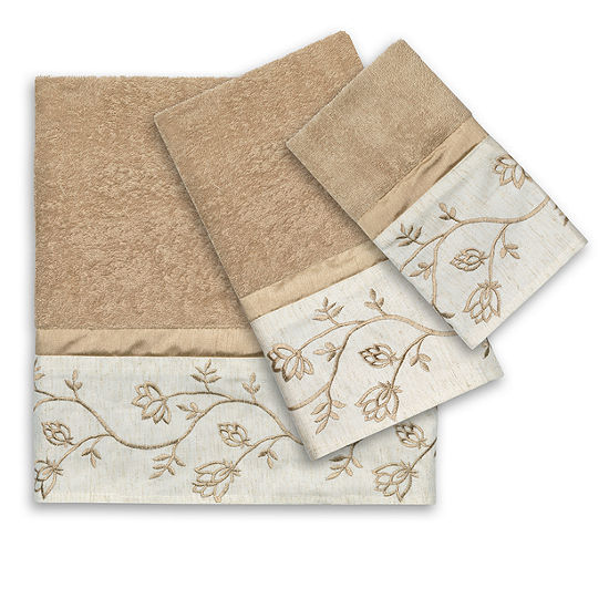 Popular Bath Maddie 3-pc. Bath Towel Set