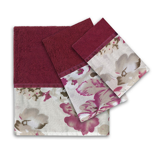 Popular Bath Secret Garden 3-pc. Bath Towel Set