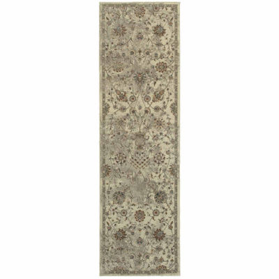 Covington Home Peyton Antiquities Rectangular Rug