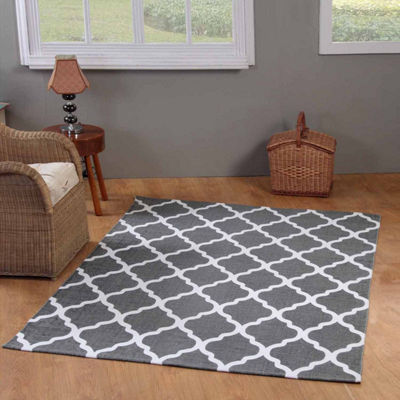 Chesapeake Merchandising Printed Cotton Rectangular Rugs