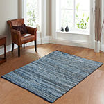 Chesapeake Merchandising Denim Chindi Rectangular Indoor Rugs