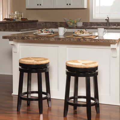 Maya Swivel Bar Stool