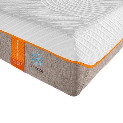 Tempur-Pedic Contour Elite Breeze 2.0 Medium Tight-Top Memory Foam Mattress