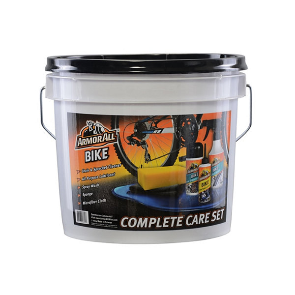 Armor All Bike Complete Care Set