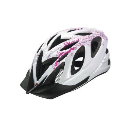 Limar Bike 575 Sport Action Helmet White Pink
