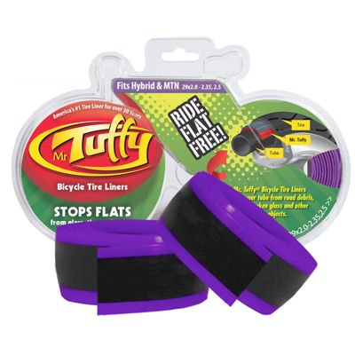 Mr. Tuffy Bicycle Tire Liner (Purple) 29 x 2.0-2.35-2.5