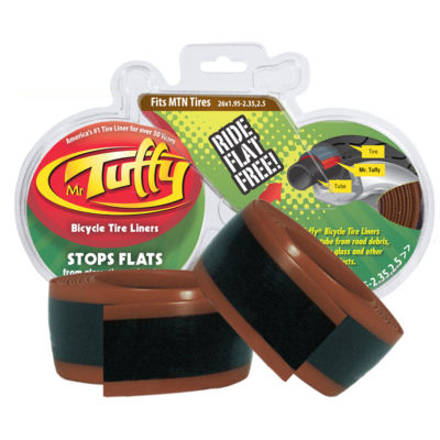 Mr. Tuffy Bicycle Tire Liner (Brown) 26 x 1.95-2.5